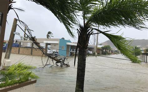 imagenes huracan maria pr im 225 genes del paso del hurac 225 n mar 237 a por puerto rico