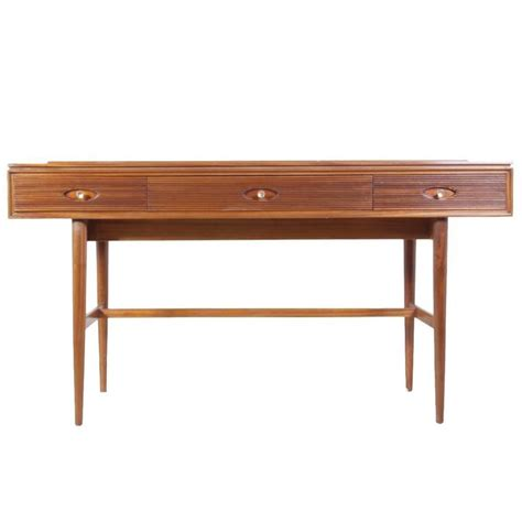 mid century console mid century hamilton console table by robert heritage at 1stdibs