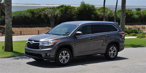 2014 Toyota Highlander Review Car Revs Daily Road Test Review 2014 Toyota