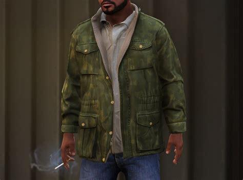 Sweater Gta Jaket Hoodie Gta camo jacket and hoodie for franklin gta5 mods