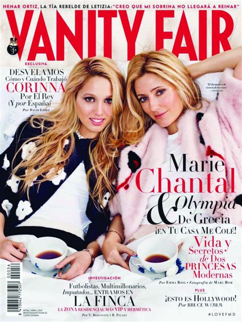 chantal vanity fair spain
