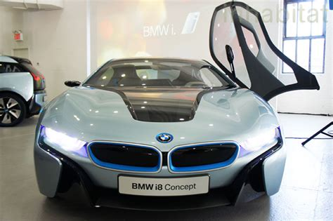 the 6 sexiest green cars at the 2011 l a auto show bmw i8