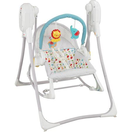 fisher price rocker swing fisher price 3 in 1 swing n rocker walmart