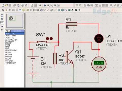 parts of electric circuit and its function basic electronic components and their symbols and