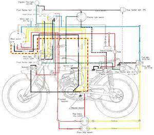 1970 honda ct70 wiring diagram 1970 free engine image