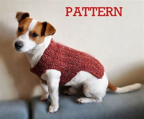 crochet patterns for dog coats free 17 best images about dog sweater on pinterest chihuahuas