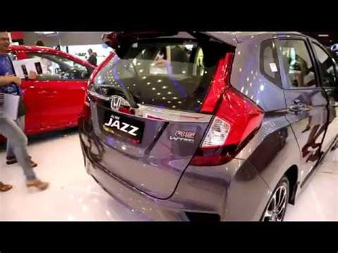New Honda Jazz Rs 2017 new honda jazz rs 2017 exterior and interior