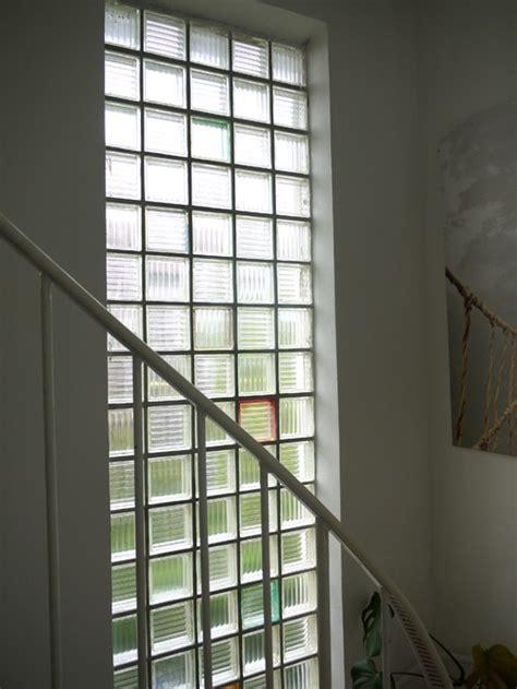 alternative zu glasbausteinen ersatz glasbausteinen im treppenhaus milch oder
