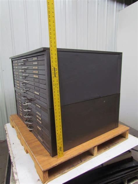 Blueprint Flat File Cabinet by Hamilton Flat File Blueprint Plans Map Architect