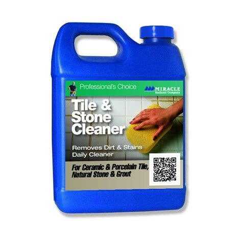 Home Depot Products by Miracle Sealants 32 Oz Tile And Cleaner Tsc Qt H The Home Depot