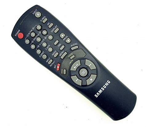 Remote Tv Samsung Ori original samsung 10419r tv vcr remote onlineshop for remote controls