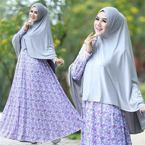 Gamis Syarii Nyaman Dan Cantik Di Pakaidi Order Ya Bunda gamis cantik murah b105 afifah syar i model baju muslim
