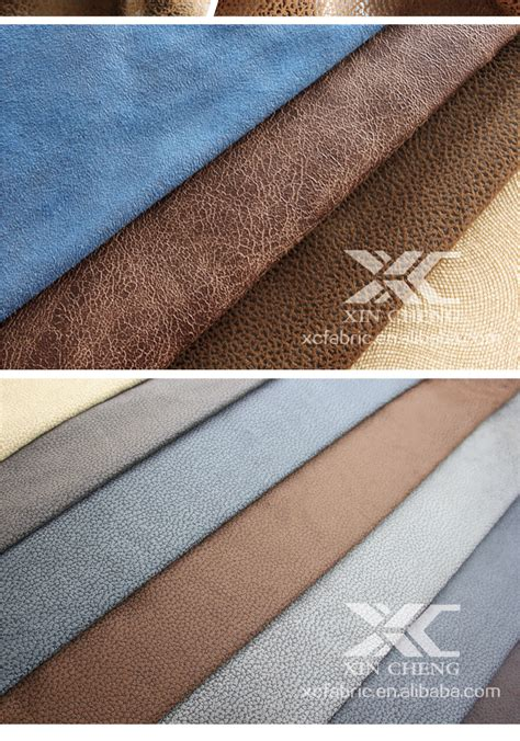 Upholstery Suede by 100 Polyester Brushed Suede Upholstery Fabric For