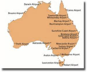 Airports In Airports In Australia