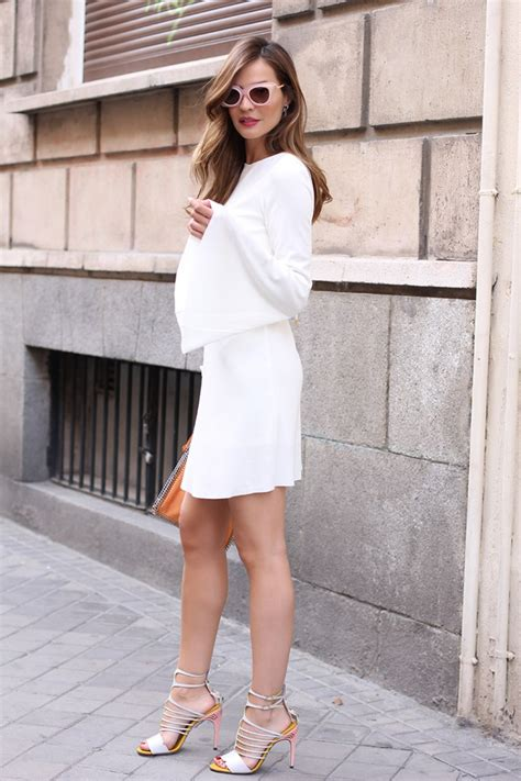 all white how to wear white and the to
