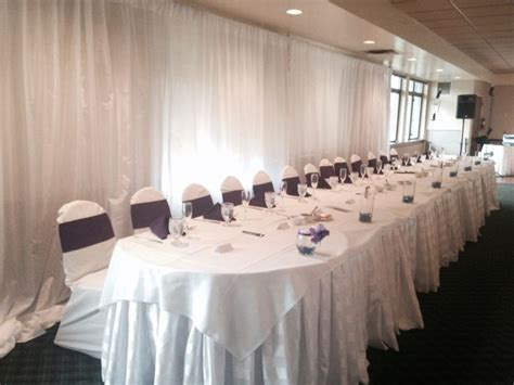 drape runner 74 best images about the berwick head tables on