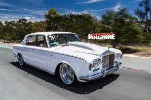 Rolls Royce Shadow Slammed 1965 Rolls Royce Silver Shadow