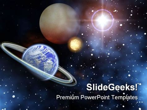 Space Science Powerpoint Template 0610 Powerpoint Slides Diagrams Themes For Ppt Microsoft Powerpoint Templates Space