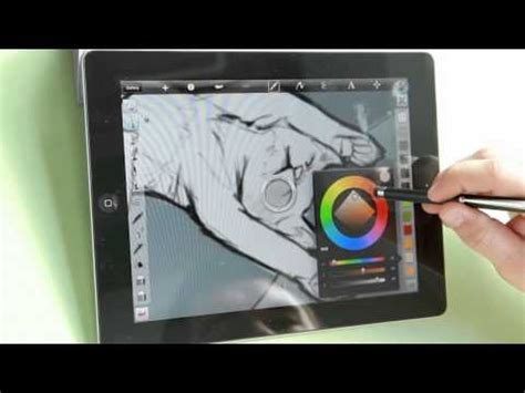 tutorial sketchbook ipad autodesk sketchbook pro line art inking tutorial how