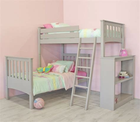 L Shaped Low Bunk Beds Low L Shaped Bunk Beds Low Bunk Beds For Decofurnish Bunk Bed Low Ceilings And Captains Bed
