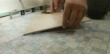 tiling a tile floor today s homeowner