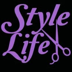 Create A Wall Sticker style life vinyl decal hair stylist scissors cosmetology