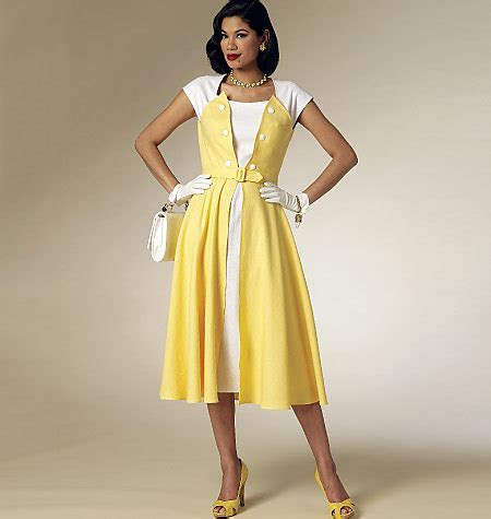 dress pattern of 2015 butterick summer 2015 retro pattern recap goldpom