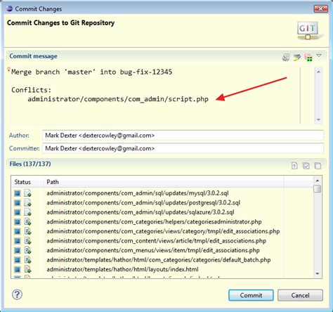 git tutorial point git for coders joomla documentation