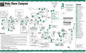 Palo Duro Canyon State Park Map palo duro canyon state park hosts program