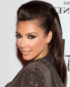 kim kardashian hairstyles celebrities