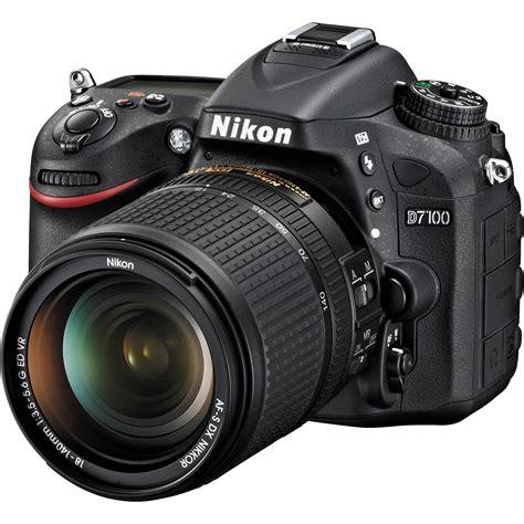nikon d7100 dslr with 18 140mm lens 13302 b h photo