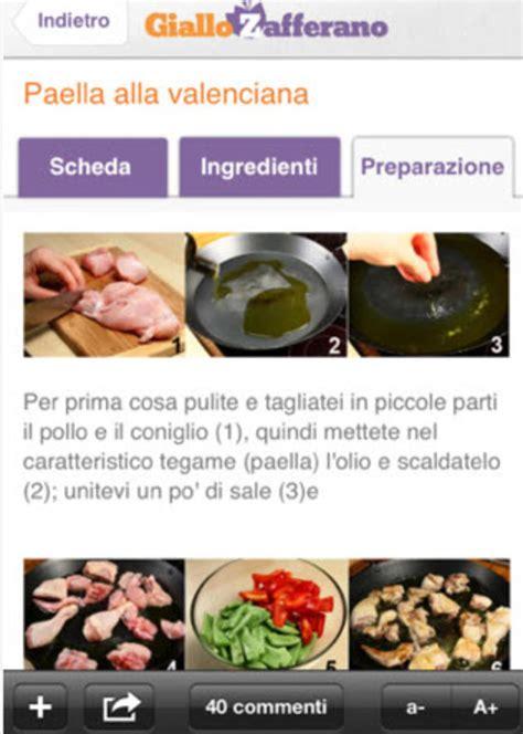 Cucina Italiana Giallo Zafferano by Giallozafferano Le Ricette Della Cucina Italiana Per