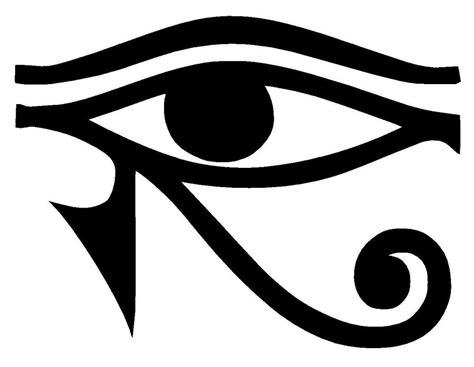 résumé meaning eye of ra horus god vinyl decal sticker window
