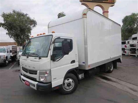mitsubishi trucks 2014 mitsubishi fuso fec52s 2014 box trucks