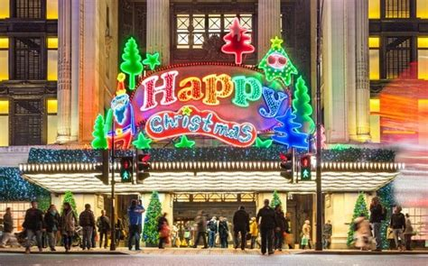 christmas store usa selfridges opens shop 143 days before the big day telegraph