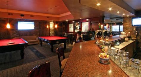 Mississauga Restaurants With Dining Rooms pool room beside dining room picture of gabriel s