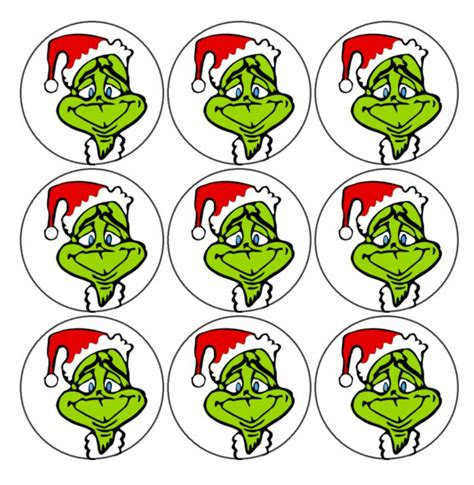 printable grinch ornaments 17 best images about grinch party on pinterest
