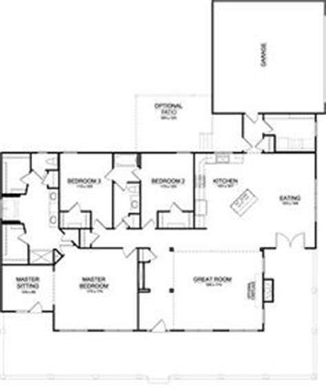 southfork ranch floor plan house plans on pinterest house plans craftsman and