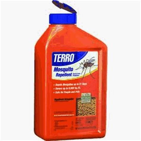 best backyard insect repellent review giveaway terro mosquito repellent granules