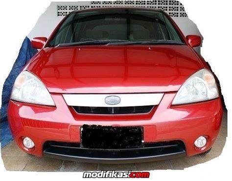 Jual Karpet Mobil Aerio jual suzuki aerio at 2003 merah maroon orisinil