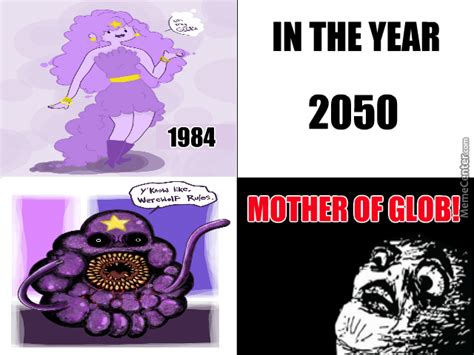 Lumpy Space Princess Meme - lumpy space princess comic from 1984 2050 by paigemt2000