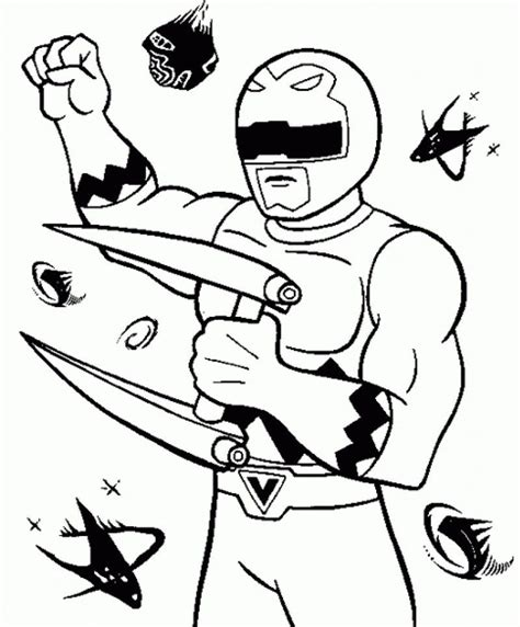 power ranger lost galaxy colouring pages az coloring pages
