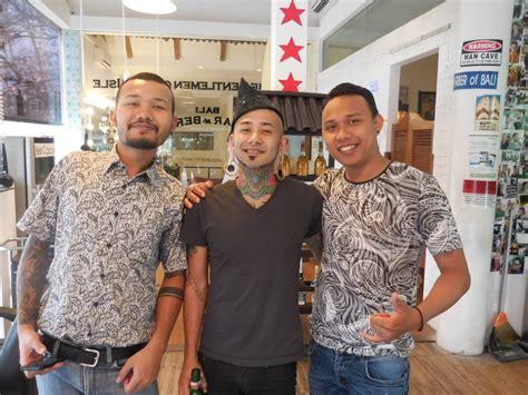 Barber Soap By Bali Eka Bali bali barber the barber of bali spa the bali bible