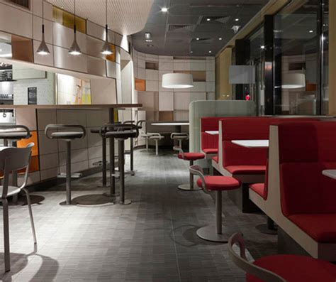 mcdonalds interior mcdonald s furniture reved by patrick norguet design