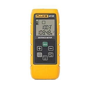 Measuring Tool Fluke 414d Laser Distance Meter Meteran Digital fluke 411d laser distance meter in home improvement