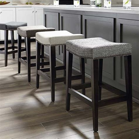 Maple Bar Stools With Leather Seats by Bar Counter Stools Bassett Furniture
