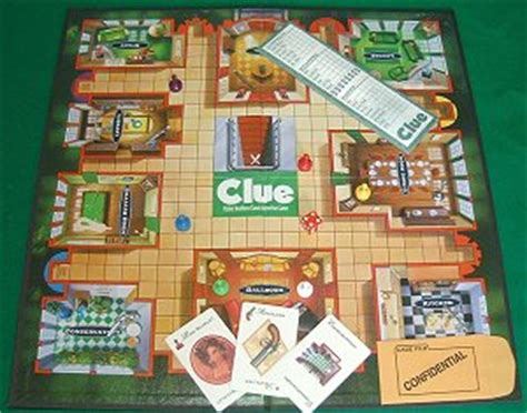how many rooms in cluedo category clue hilara