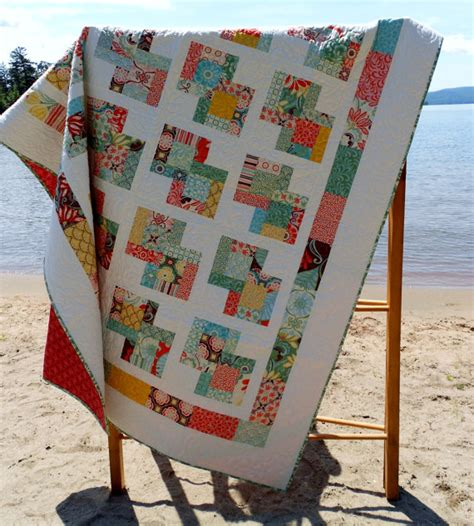 Quilt Pattern Cake by Quilt Pattern Delights Layer Cake Quilt Pattern 3
