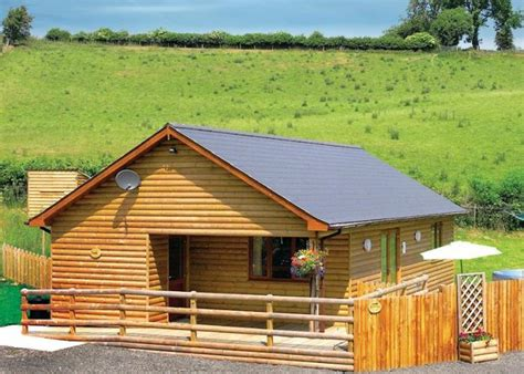 heartsease lodges powys mid wales rentals with