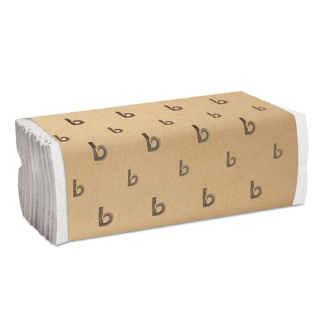 Folded Paper Towels - boardwalk 174 folded paper towels ontimesupplies